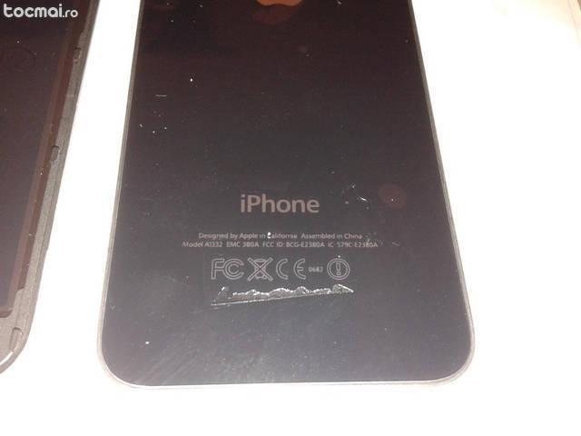 capac baterie carcasa spate iphone 4 alb sau A1332