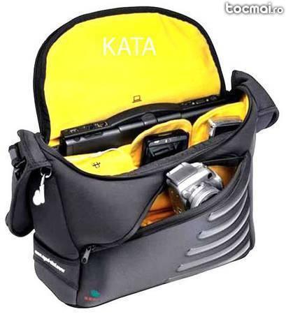 Geanta foto cu compartiment laptop kata kt a34u