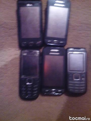 Lot telefoane 5