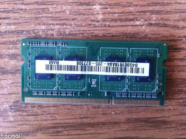 Memorie laptop ASint DDR III 2GB