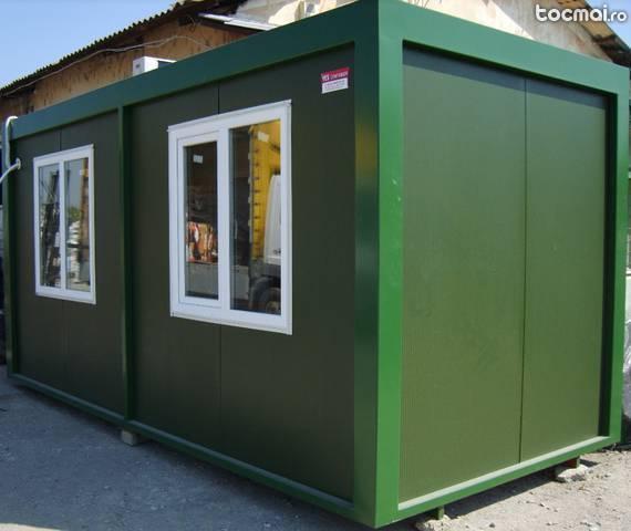 container containere birou dormitor magazin izolat folosit
