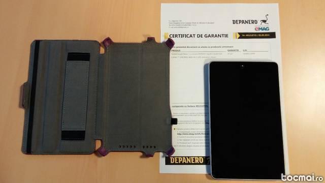 Asus Google Nexus 7 16GB Wi- fi, IMPECABIL - Garantie + Husa