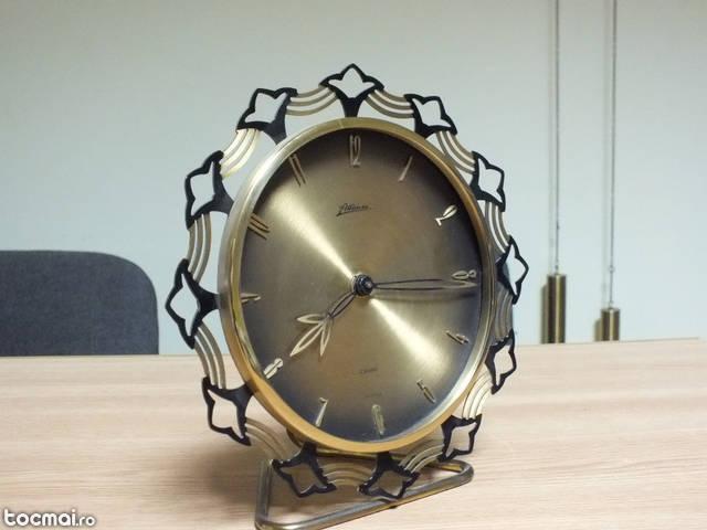 Ceas de semineu din bronz atlanta
