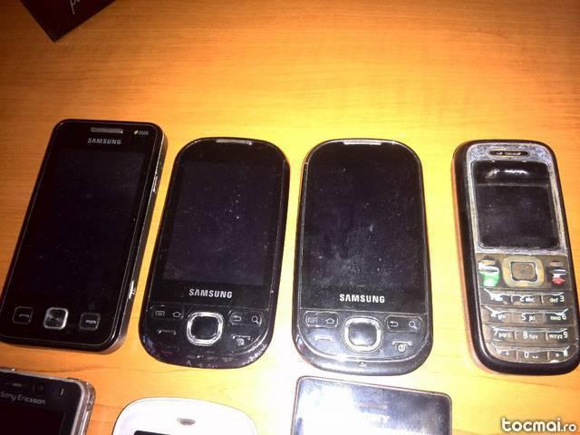 8 telefoane mobile stricate sau blocate