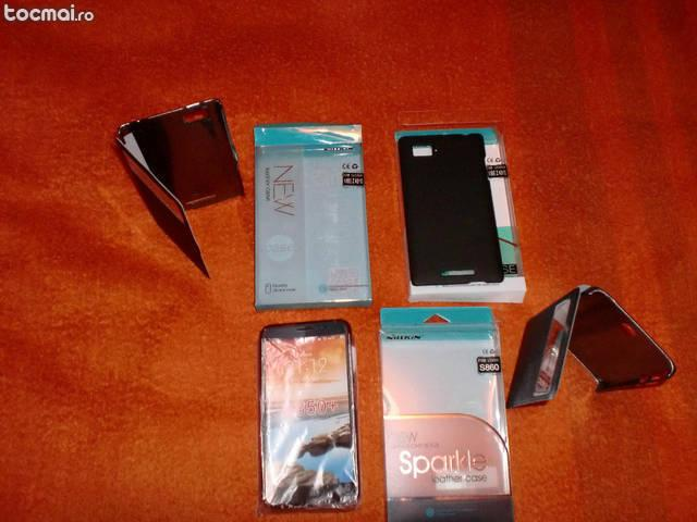 Huse folii telefoane Lenovo Vibe Z K910, S850, A859, S860
