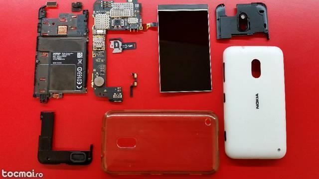 Display + Placa de baza Nokia Lumia 620 + spate