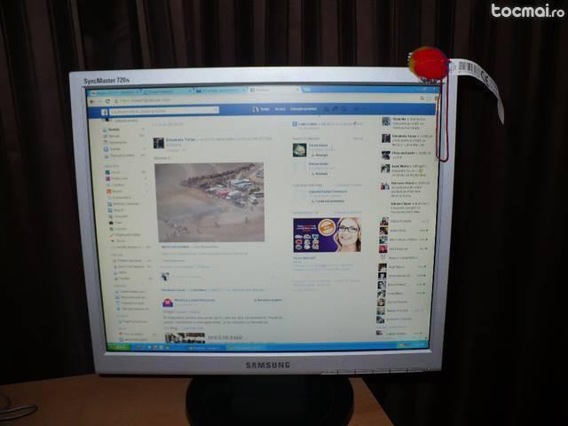 Monitor lcd - samsung diagonala17 inch