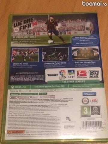 Fifa 14 joc original xbox 360