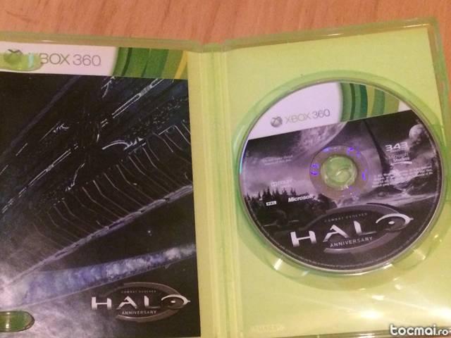 Halo Combat Evolved Anniversary Joc Original Xbox 360