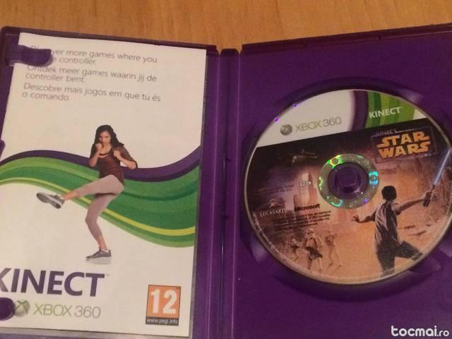 Kinect star wars joc original xbox 360