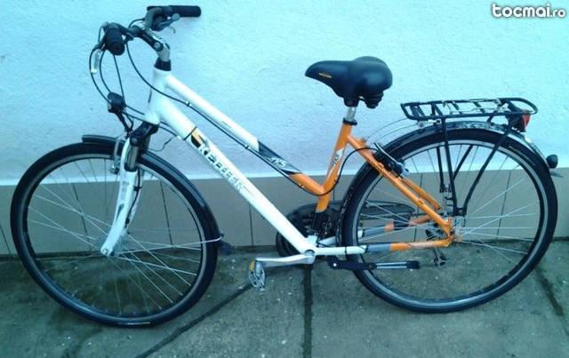 bicicleta trekking Kettler, aluminiu, roti 28, cadru 48, Shimano