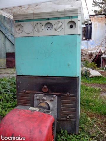 centrala cu combustibil lichid