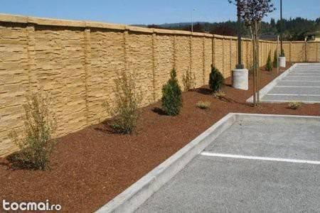 Gard placi beton craiova