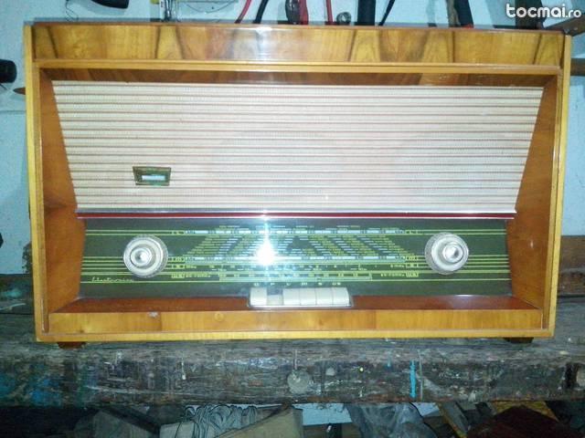 radio cu pick- up Electronica