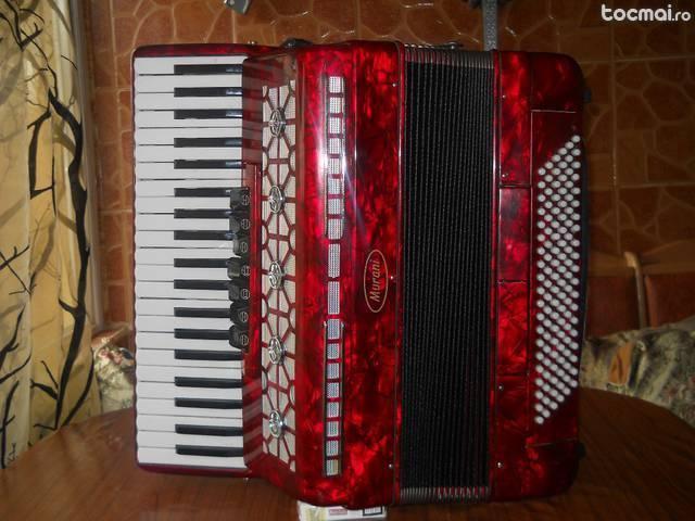 Acordeon paulo soprani nou