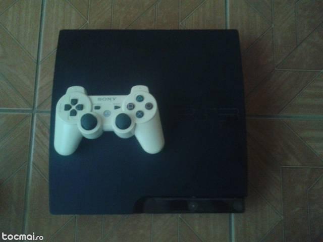 Ps3 + jocuri + joystick