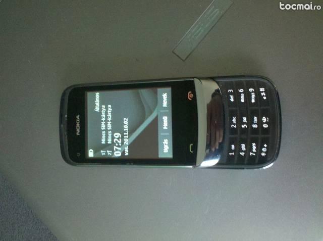 Nokia C2- 06 Touch & Type Dual Sim