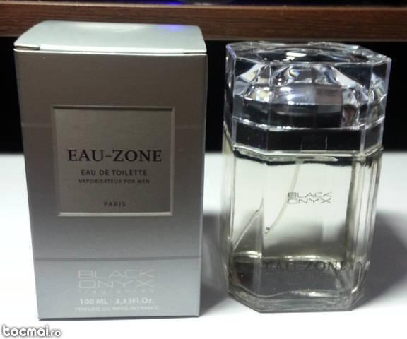 Parfum Barbatesc Original Eau- Zone Black Onyx 100 Franta