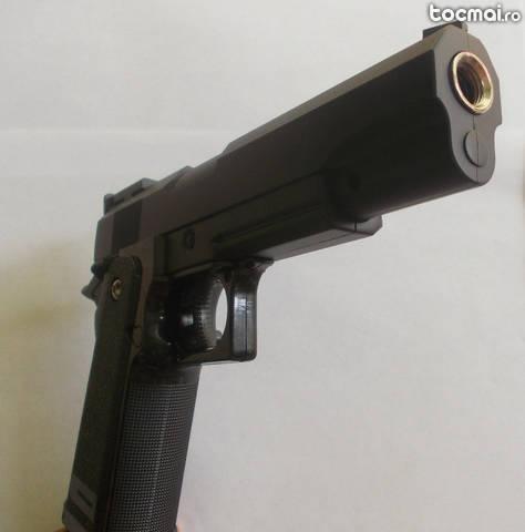Pistol airsoft metalic replica Luger Parabelum
