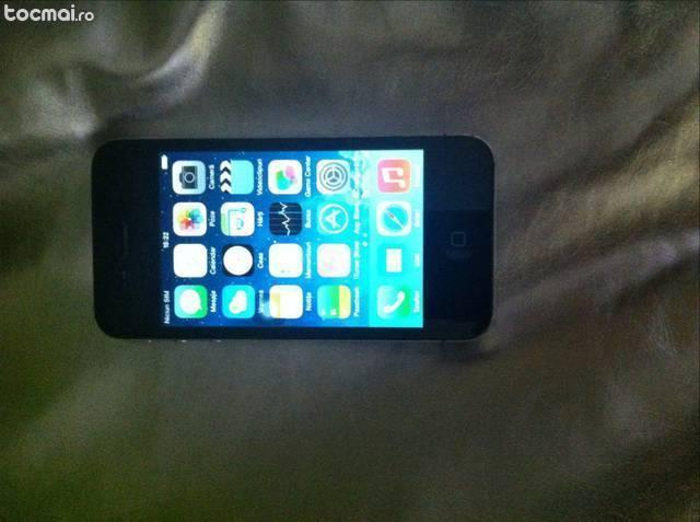 Iphone 4 16GB negru