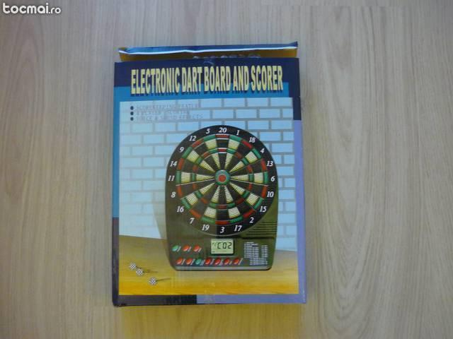Tabla darts electronica noua