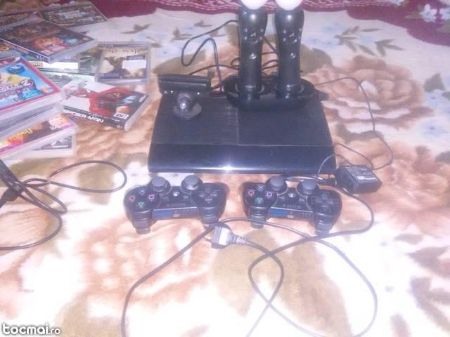 Consola ps3 super slim
