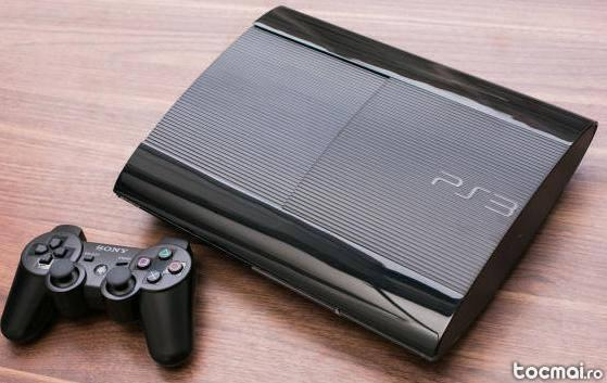 Playstation 3 Slim 12Gb - Brick7 Vanzare