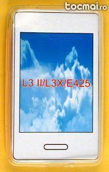 Husa Silicon TPU LG Optimus L3 II E430 Mata