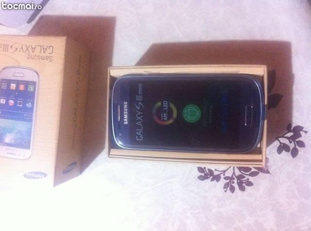 Samsung S3mini nou in cutie