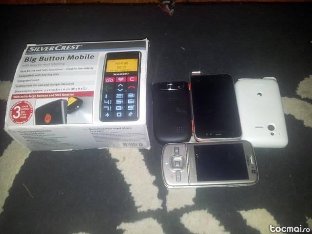 lot de 4 telefoane