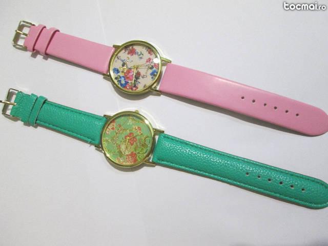 Ceas cristale zirconiu ceasuri Ceas Geneva dama Ceas Geneva