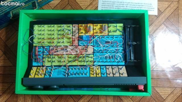 Electronic Lab 200 in 1 - joc electronic educativ