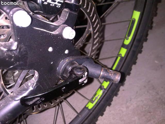prindere pentru remorcuta bicicleta