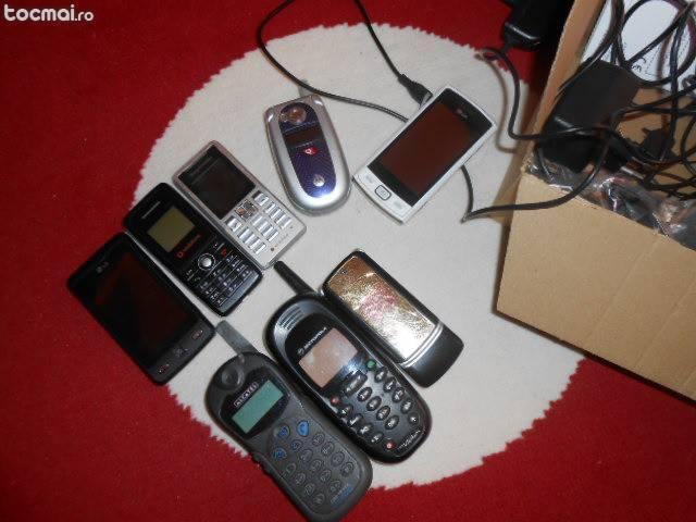 lot Telefoane mobile + fixe!