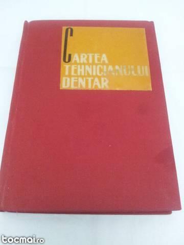 Cartea tehnicianului dentar