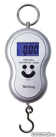 Cantar electronic de mana - 40Kg