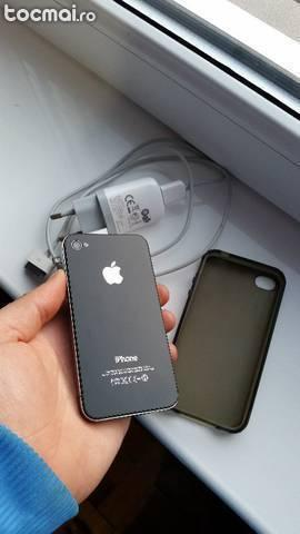 Iphone 4 Black 32 gb Neverlocked