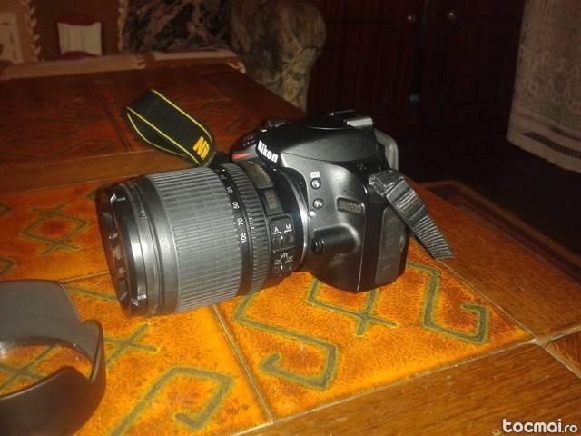 Aparat foto dslr nikon d3200
