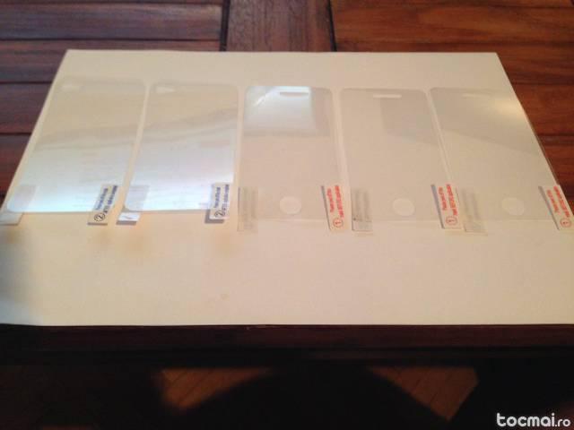 Folie protectie iPhone 4/ 4s fata spate