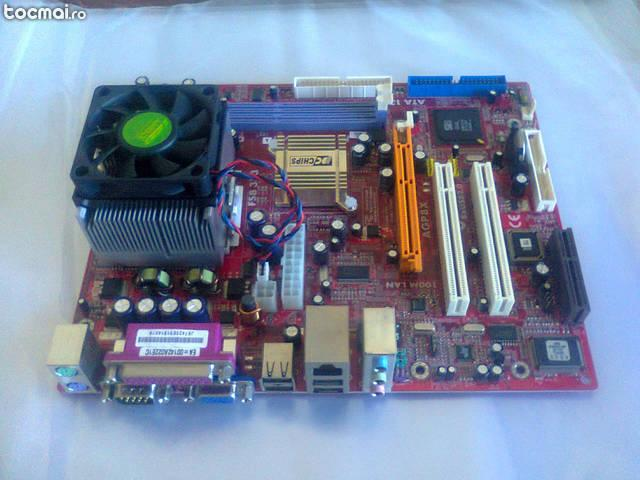 Placa de baza pc chips m863g v5. 1 , socket a 462