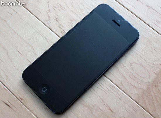 IPhone 5 Black 64 GB , Neverlock, impecabil 10/ 10