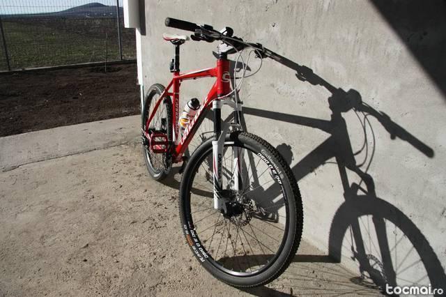 Bicicleta cannondale trail sl