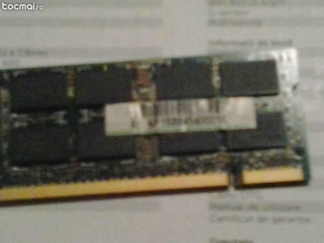 Memorie Rami leptop 2GB Asus DDR2