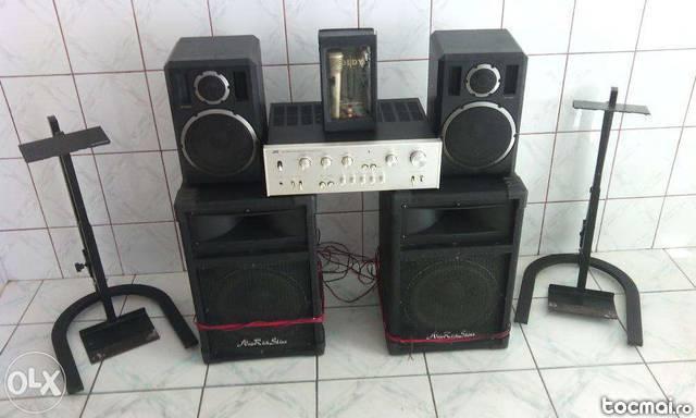 Sistem Audio + Microfon