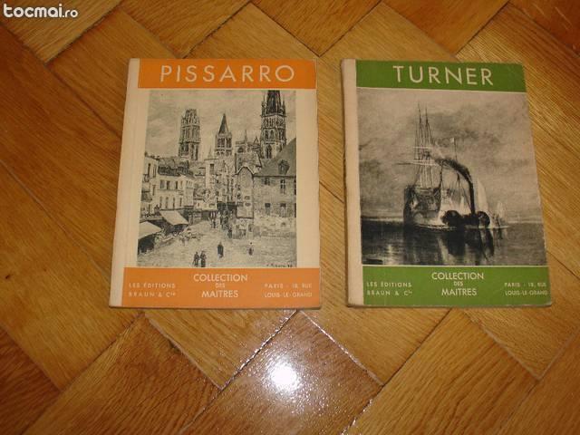 Albume de arta Turner- Pissaro