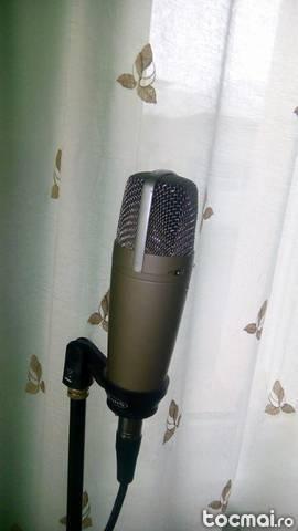 Microfon Studio Behringer c3 + stativ