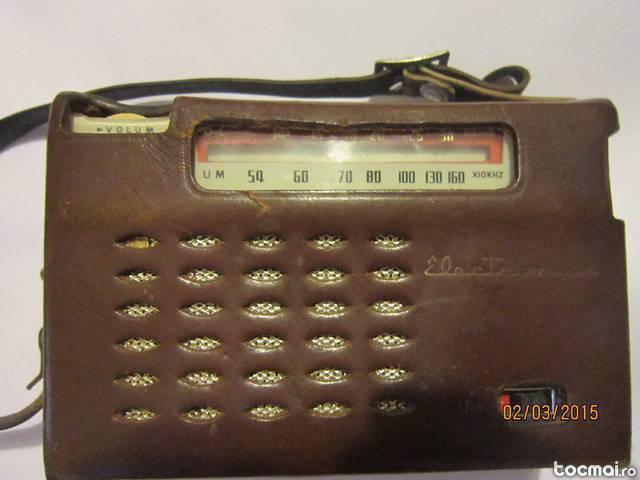 radio vechi electronica