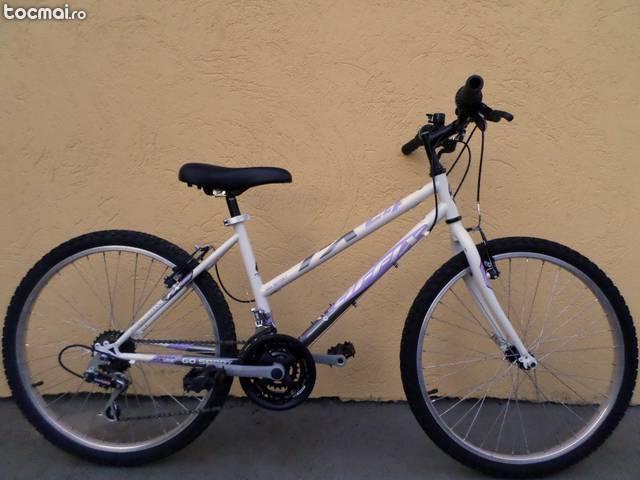 Bicicleta Copii, Affix Roti 24