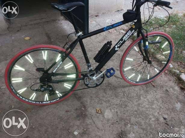 bicicleta de viteza
