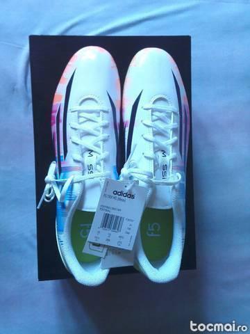 Ghete/ Adidasi Fotbal (Sintetic- Gazon) Adidas F5 TRX HG Messi
